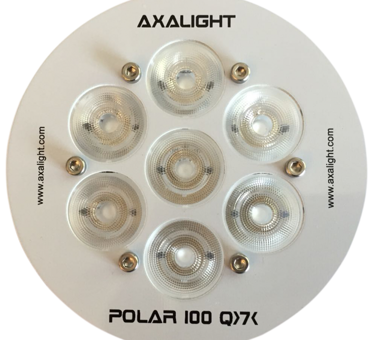 AXALIGHT introduces POLAR light-engine modules